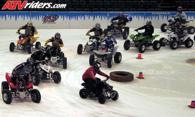 Atv ice racing related keywords amp suggestions atv ice racing long