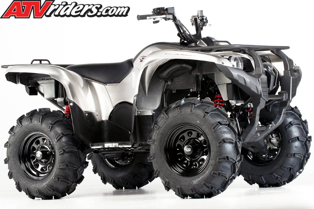 Yamaha Grizzly  Rims