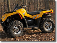 Can-Am Outlander ITP Terra Cross RT Utility ATV / UTV Tires
