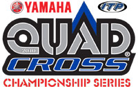 Yamaha ITP ATV Quadcross Racing Logo