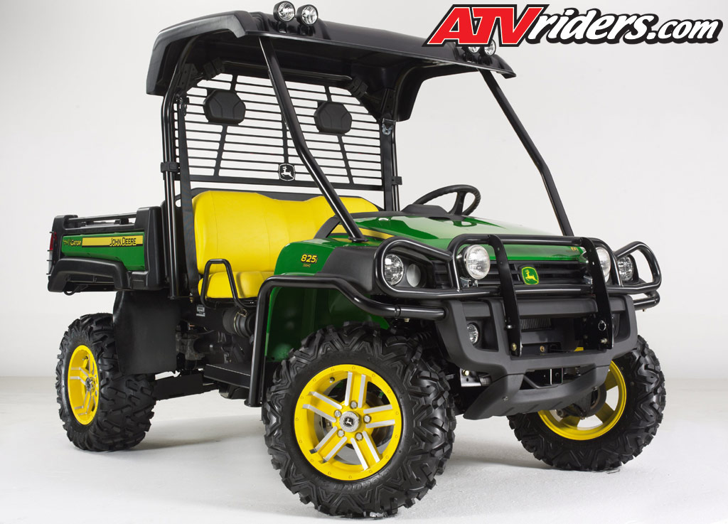 John Deere Utv : New high performance john deere gator xuv i utv