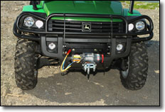Finch Services Custom 2011 John Deere Gator 825i XUV Project