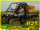 2011 John Deere Gator 825i XUV / SxS Long Term Drive Review