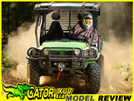2011 John Deere Gator XUV 825i & 855D UTV Test Ride Review