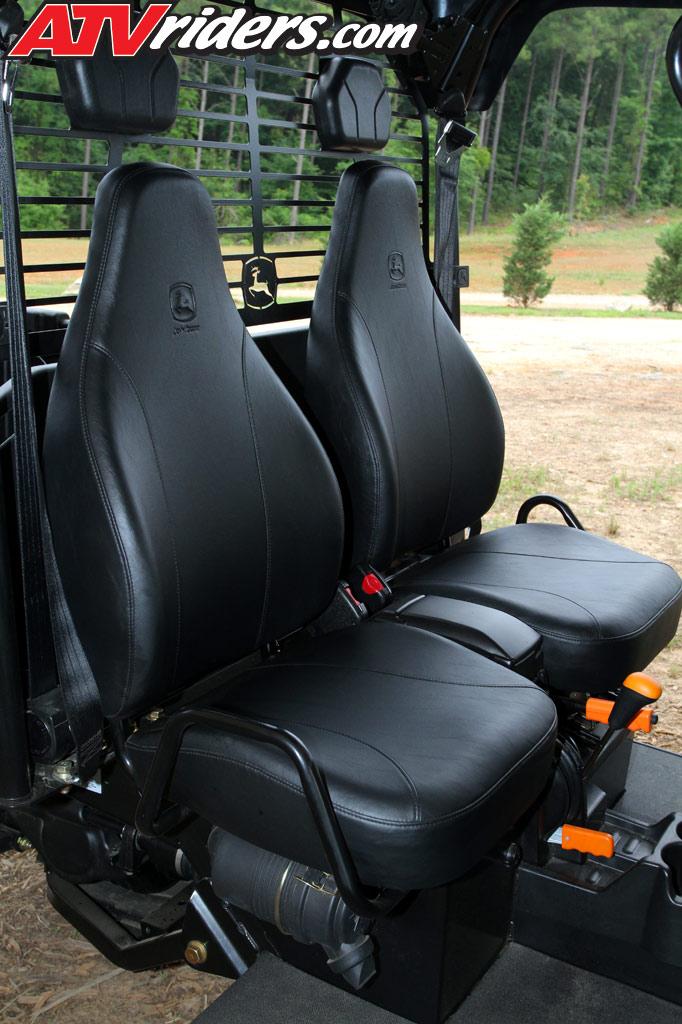 Bench Seat Cover John Deere : John deere gator xuv i d utv test ride review