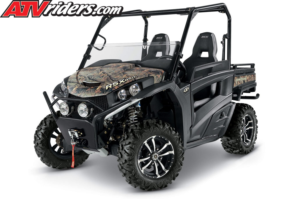 John Deere Utv : John deere gator rsx i utv specifications