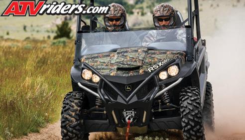 John Deere Gator Rsx860i >> 2016 John Deere Gator RSX860i SxS / UTV