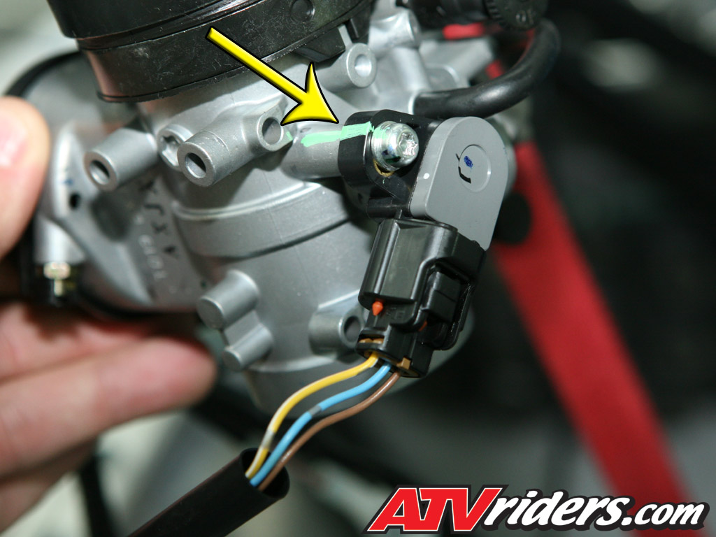 Pro Mechanic Ron Wades Kawasaki Kfx450r Tips Tricks Quadzone Forums Fox Body Wiring Harness