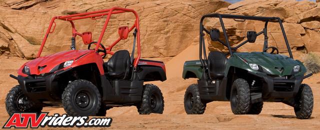 2008 kawasaki teryx 750 4x4 ruv test ride / review - utv / sxs