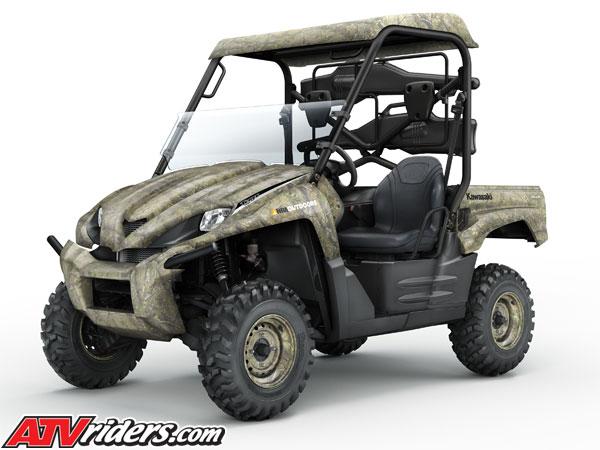 Kawasaki Teryx  Specifications