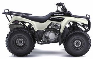 2009 Kawasaki Bayou 250 Utility ATV - Specifications
