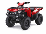 Sunbeam Red Brute Force 650 4x4i Utility ATV