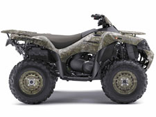 Brute Force 750 NRA ATV Side