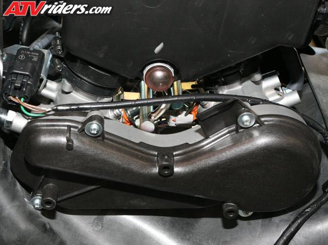 Kawasaki Teryx Fuel Pump