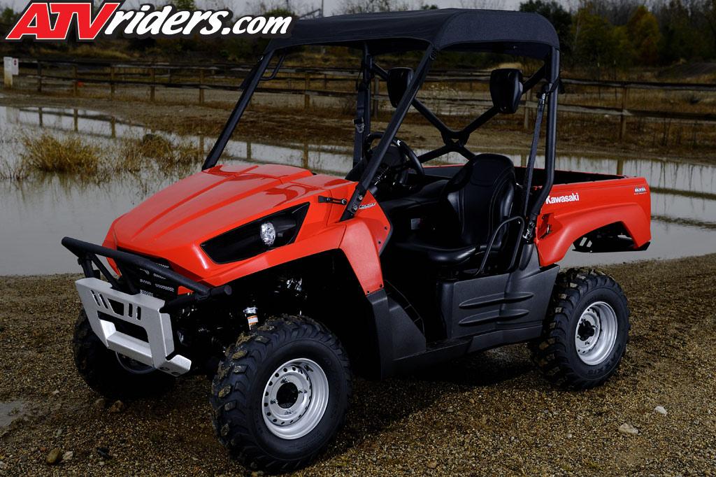 2010 Kawasaki Teryx 750 FI 4x4 Sport RUV / UTV Test Ride