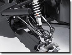 Where Is The Vehicle Down Sensor  Kawasaki Teryx