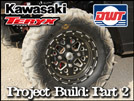 2011 Kawasaki Teryx 750 Sport SxS / UTV Project Build Part 2