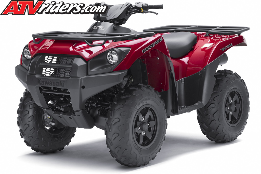2012 kawasaki brute force 300 utility atv review / test ride
