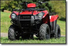 2012 Kawasaki Brute Force 300 Utility ATV
