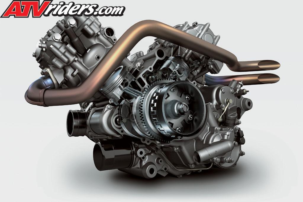 2012 Kawasaki Brute Force 4x4 750 EPS Utility ATV Review
