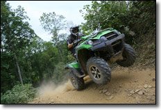 2013 Kawasaki Brute Force 750 Special Edition