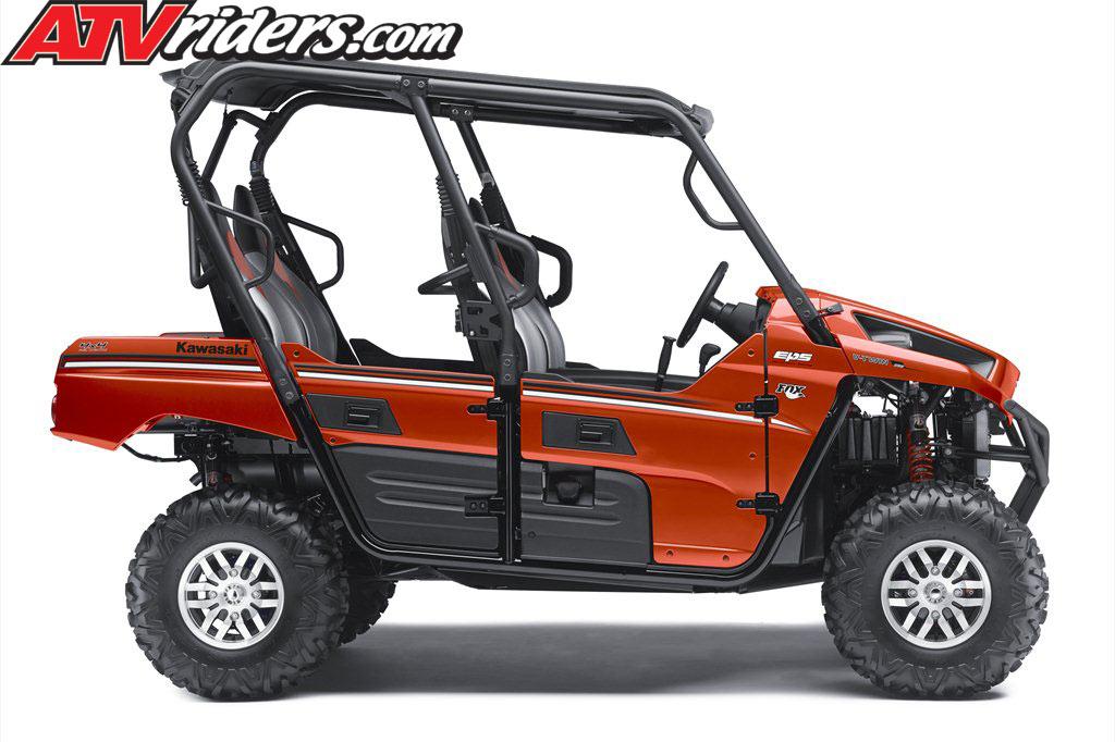 Kawasaki Teryx 4