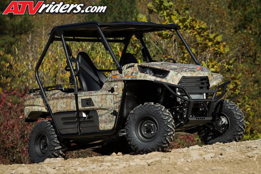 Kawasaki Teryx Miles