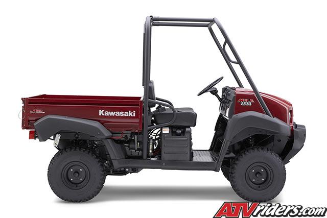 2009 Kawasaki Mule U2122 4010 4x4 Diesel Utv Utility Vehicle