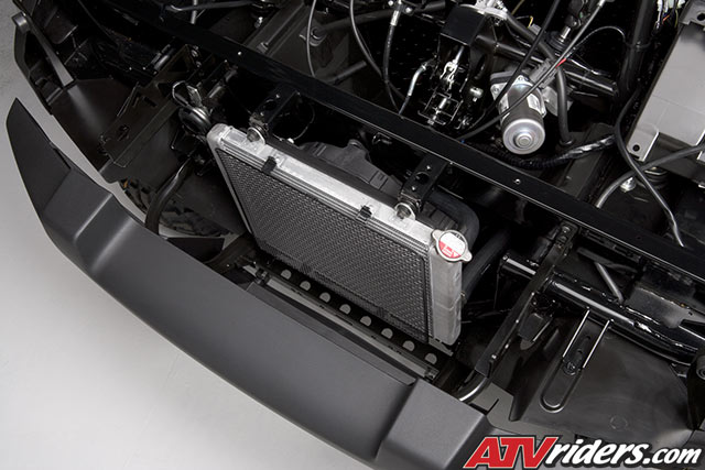 How To Add Coolant On Kawasaki Mule
