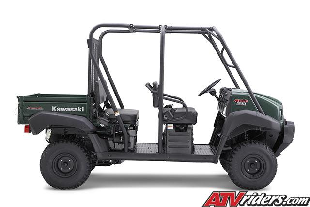 2009 kawasaki mule 4010 trans 4x4 diesel side x side utility vehicle info features. Black Bedroom Furniture Sets. Home Design Ideas