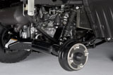 Mule 4010 Diesel UTV Rear Suspension