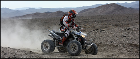 Kendall Racing - Honda 700xx ATV