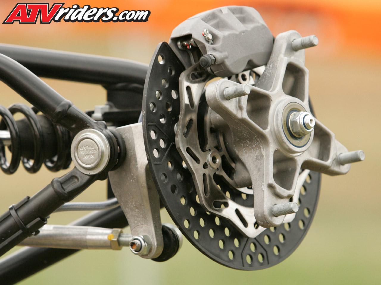 2008 ktm atv 525xc & 450xc sport atv press intro - first test ride