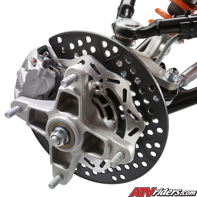 Ktm Atv Front Brake Rotors