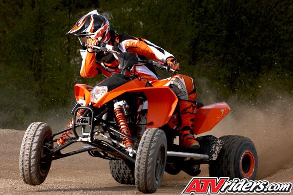 Ktm Introduces 450sx Atv  U0026 505sx Motocross Atvs