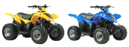 Kymco Mongoose Mini ATV's