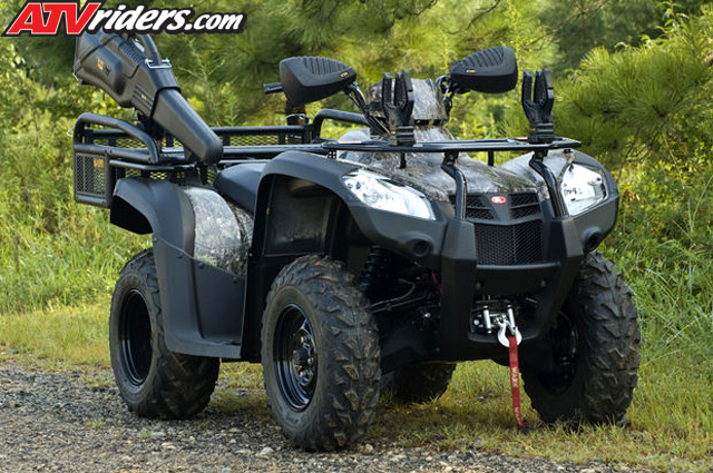kymco announces 2010 mxu 500 irs 4x4 utility atv. Black Bedroom Furniture Sets. Home Design Ideas