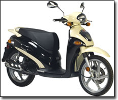 Kymco People 150 Scooter