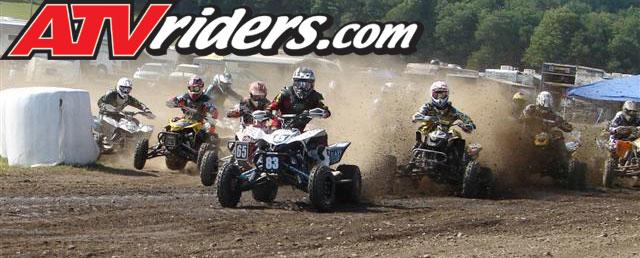 2012 Media Allstars AMA ATV MX Race Team - Amateur ATV Race