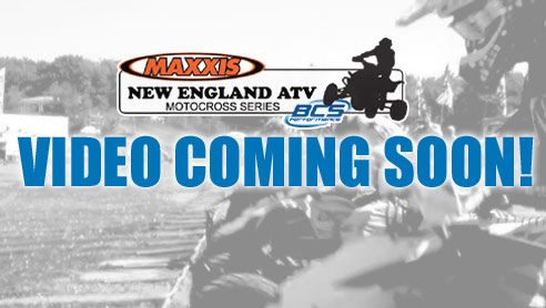 New England ATV Motocross - Round 7 - Raceway Park - Highlight Video Coming Soon