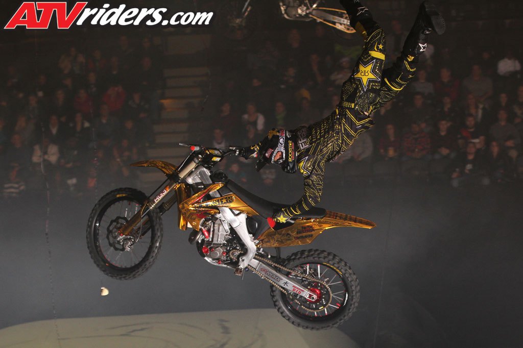 2012 Nuclear Cowboyz Freestyle Motocross Show Better Than Ever