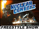 2014 Nuclear Cowboyz Freestyle Motocross Show