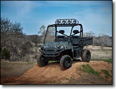 PIAA UTV Light Bar