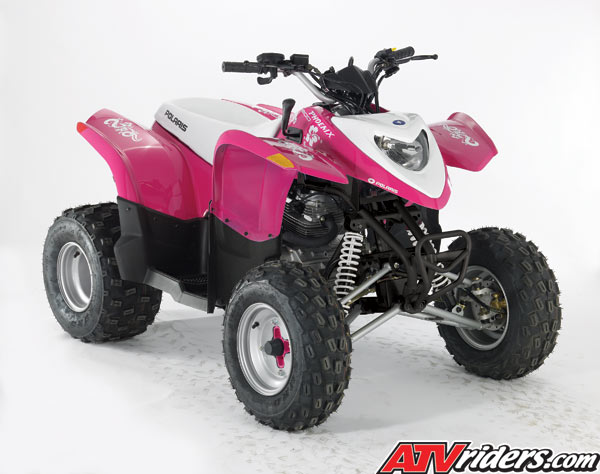 Polaris Outlaw 50 >> Polaris Announces Limited Edition ATVs for 2007 ...