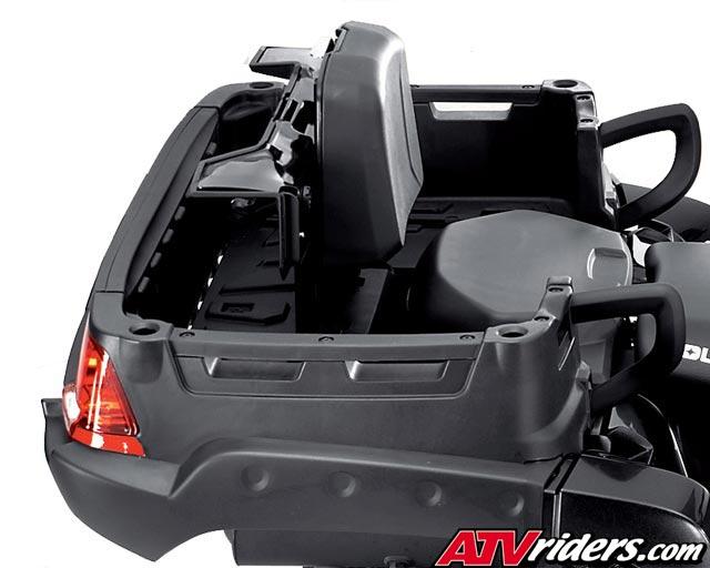 Polaris Offers Sportsman X2 with 800 EFI Engine  Popular 2-Up