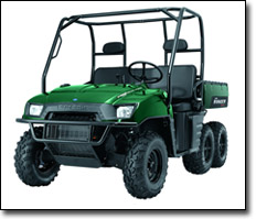 2008 Polaris Ranger XP 700 4x4 EFI