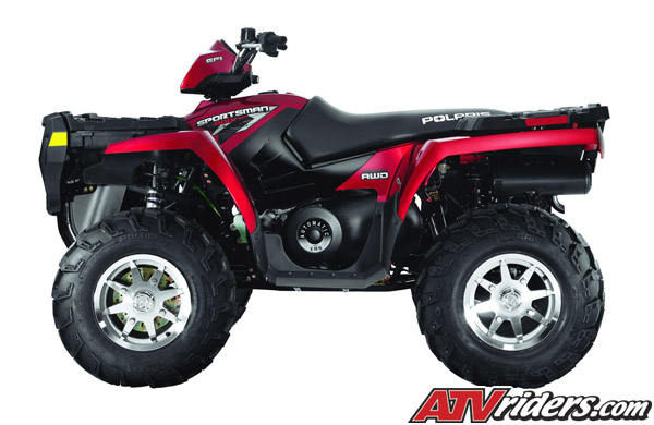 polaris sportsman™ 500 efi atv
