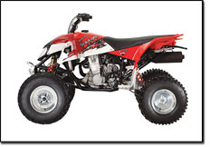 2009 Polaris Outlaw 525S ATV