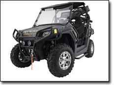 2009 Pure Polaris Ranger Rzr Utv Accessories