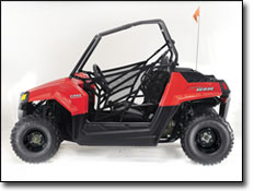 2009 Polaris Ranger RZR 170 Youth UTV